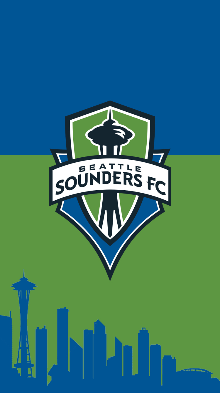 Sounders FC Wallpapers Group 61 750x1334