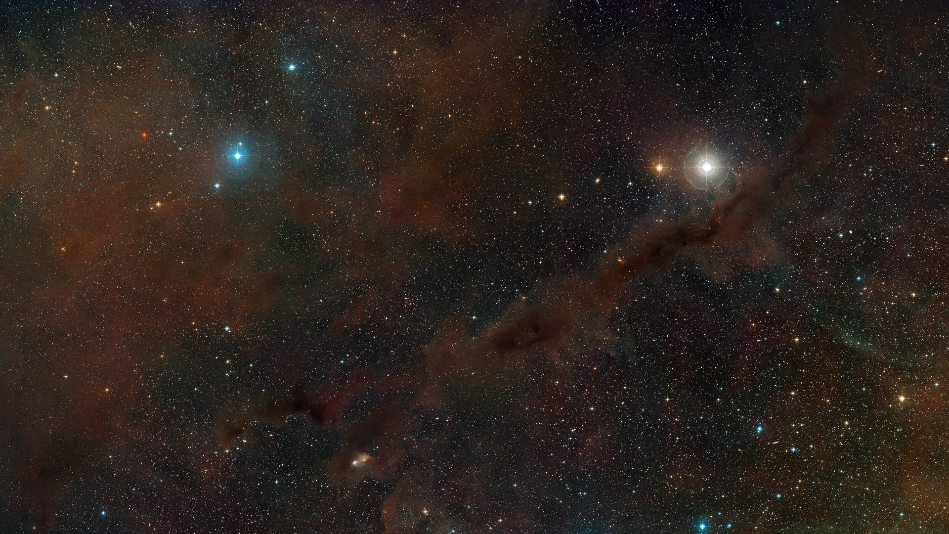 Outer space stars Constellation galaxy wallpaper 1920x1080 290023 1920x1080