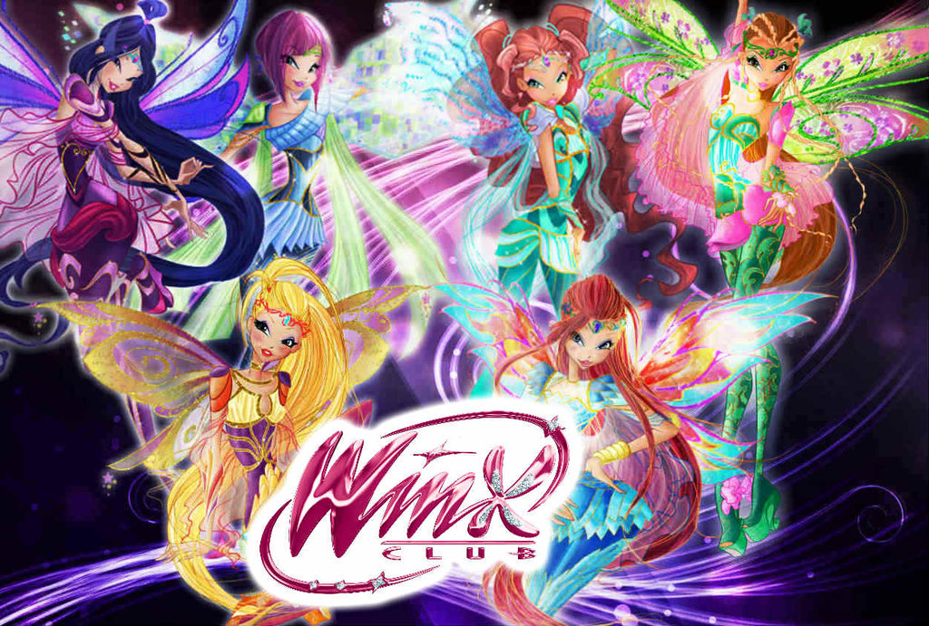 Winx club bloomix wallpaper wallpapersafari - Winx magic bloomix ...