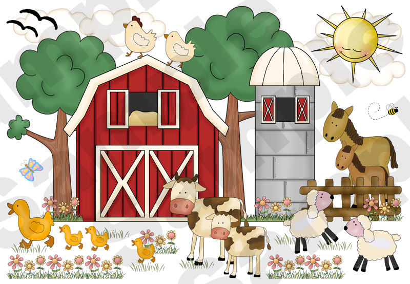 The best selection of nursery wall murals childrens wallpaper border 800x553