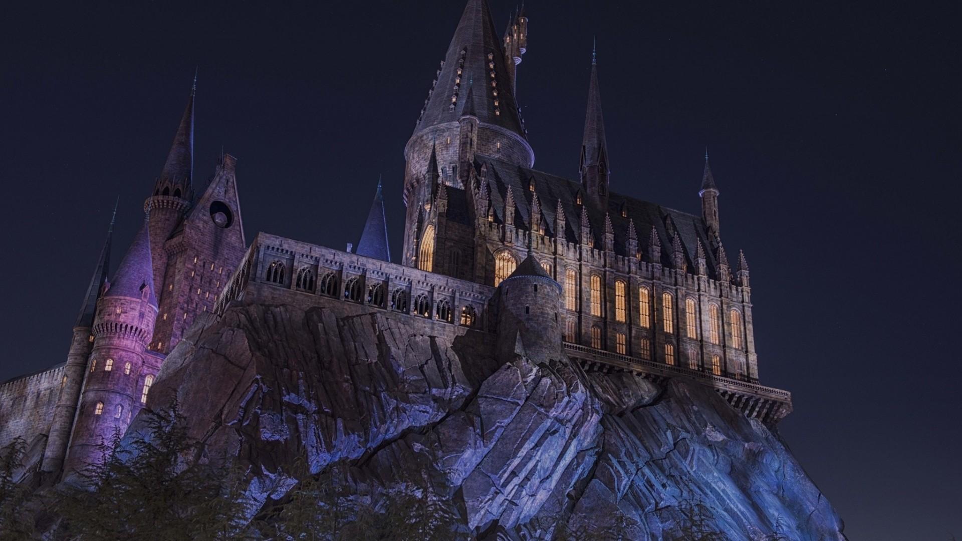 HD Hogwarts Castle Background Amazing Images Background Photos 1920x1080