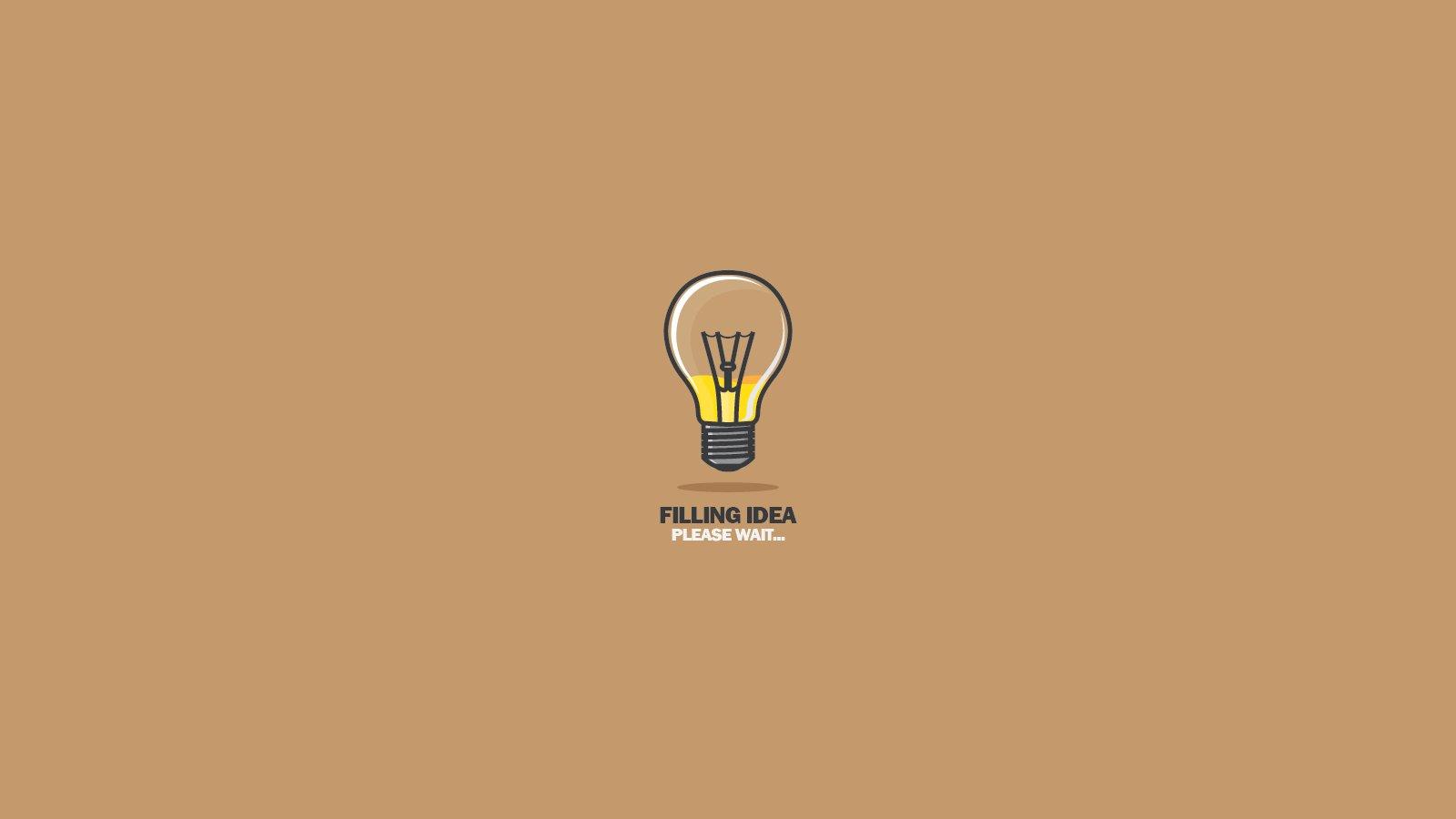Lightbulb Idea wallpaper 1600x900 360324 WallpaperUP 1600x900
