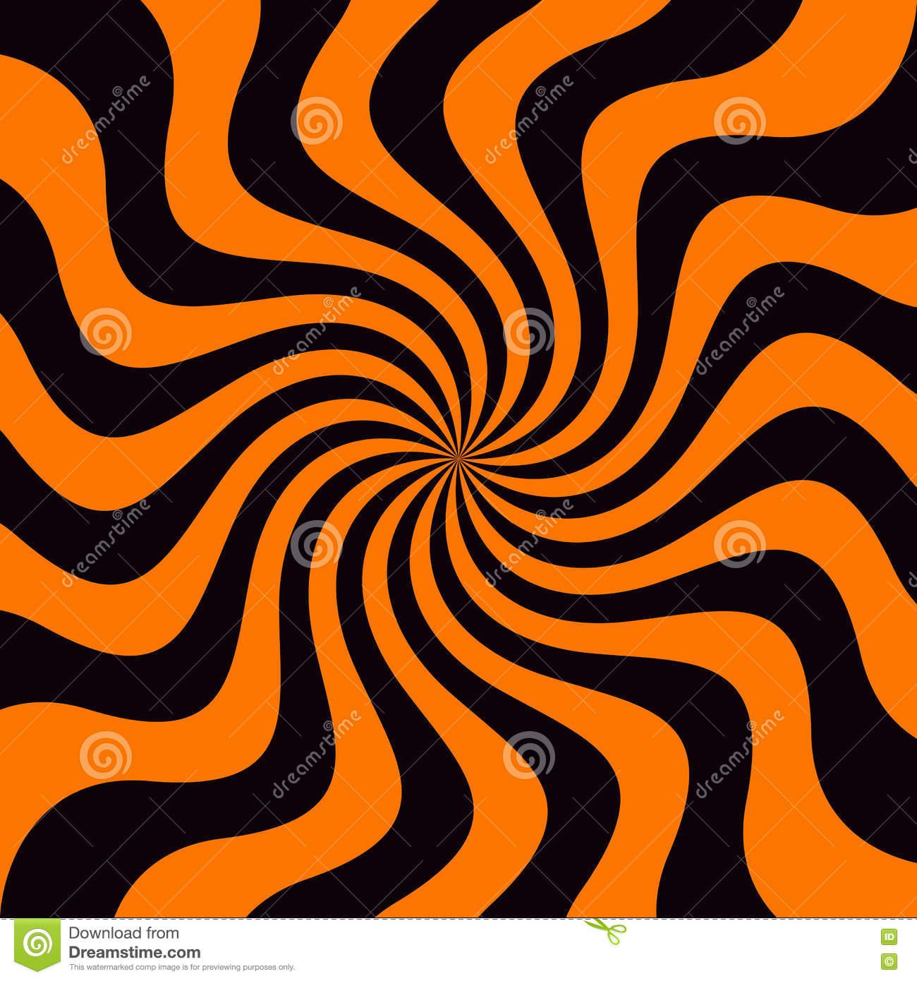 Grunge Sunbeam Background In Halloween Traditional Colors Orange 1300x1390