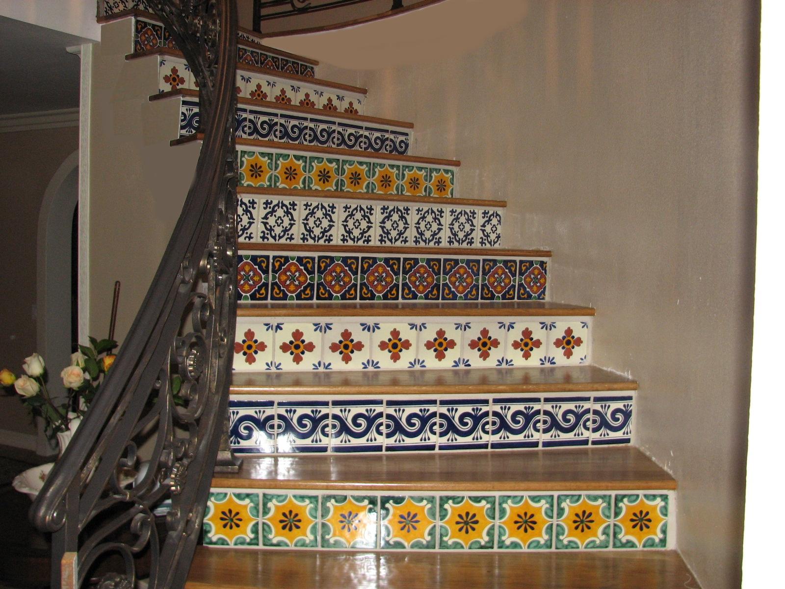 Mexican Tile Design Ideas 1600x1200