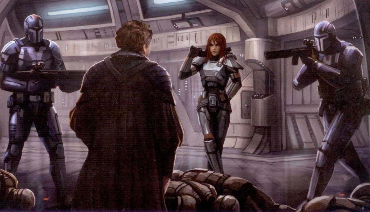 Free Download Wallpapers Women Star Wars Guns Movies Futuristic