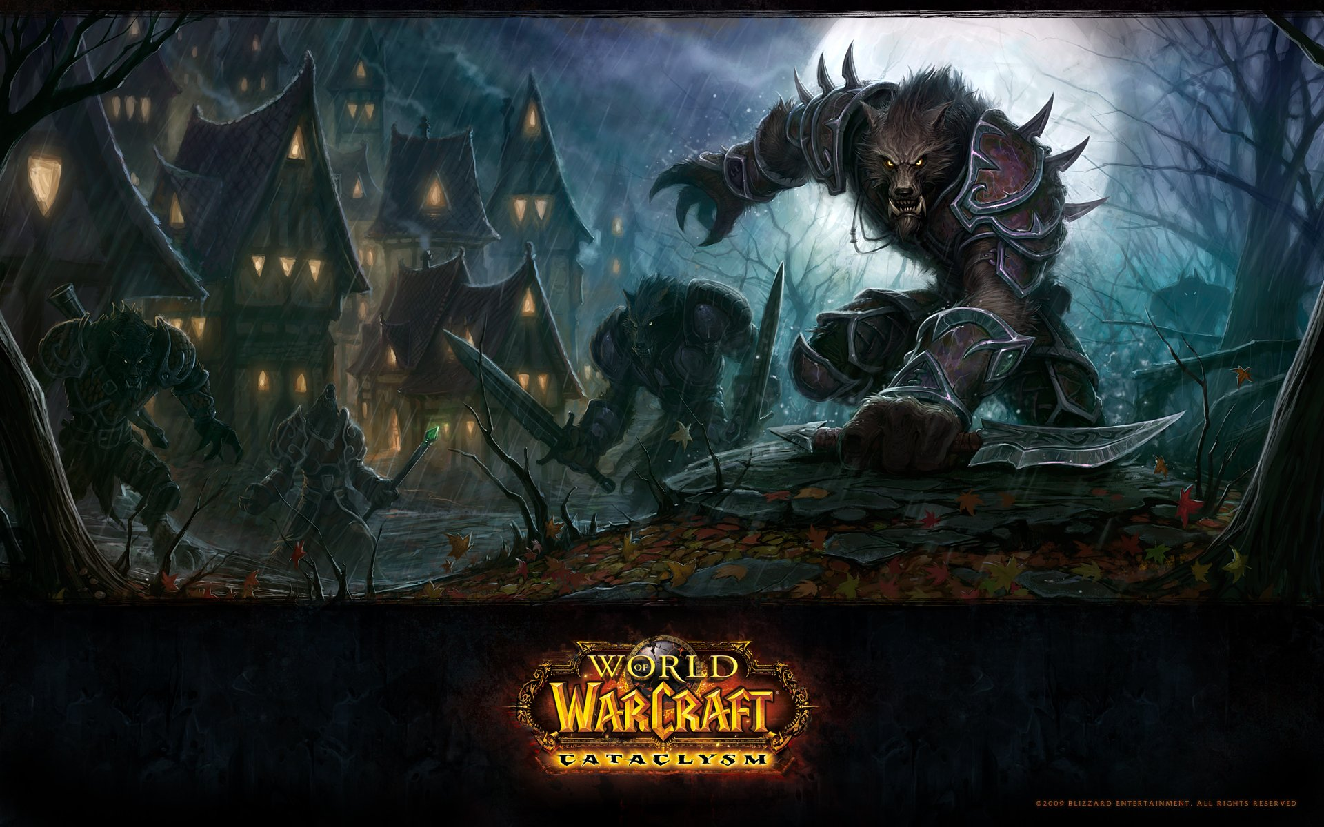 World of Warcraft Cataclysm Game Wallpapers HD Wallpapers 1920x1200