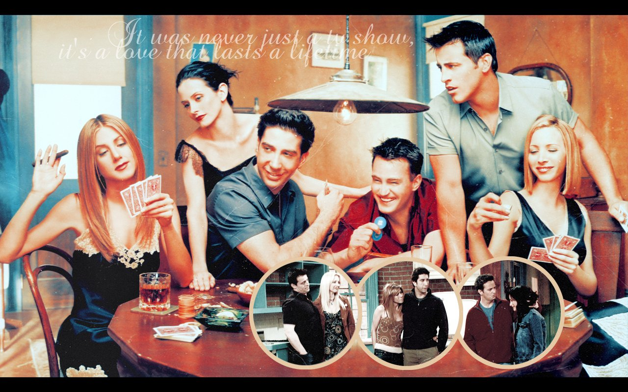 Friends images Friends Wallpaper wallpaper photos 3142527 1280x800