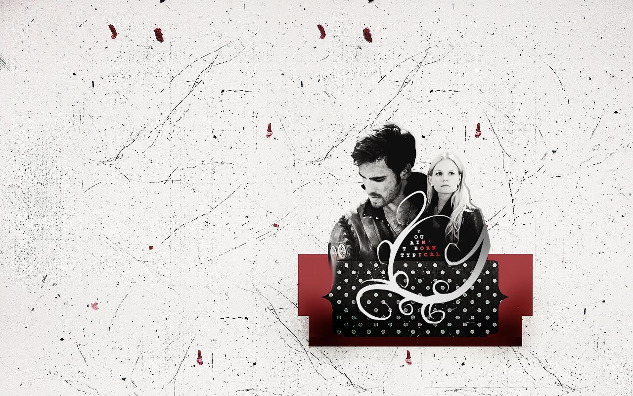Captain Hook Emma Swan HD wallpaper and background photos 33258957 1280x800