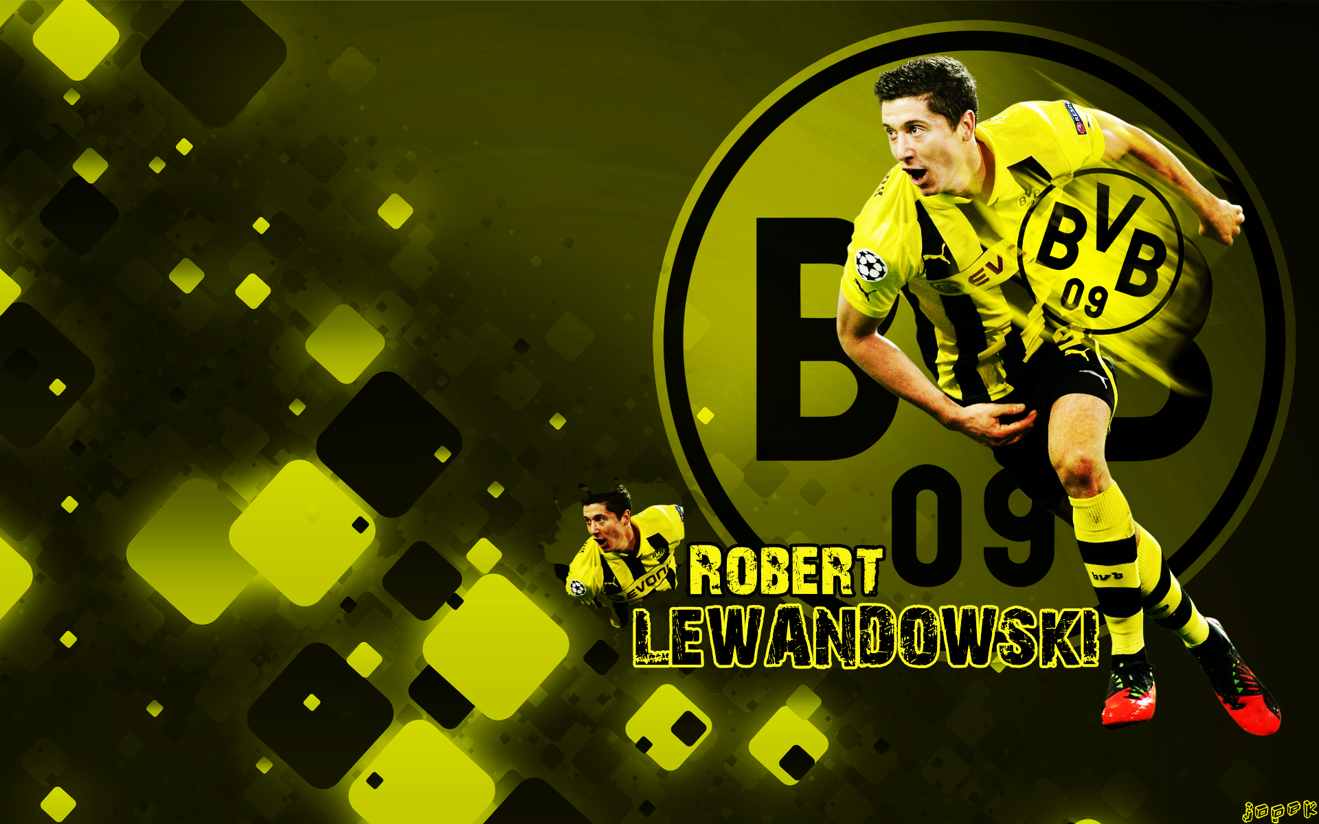 Robert Lewandowski 720p Wallpaper   Football Wallpaper HD Football 1920x1200