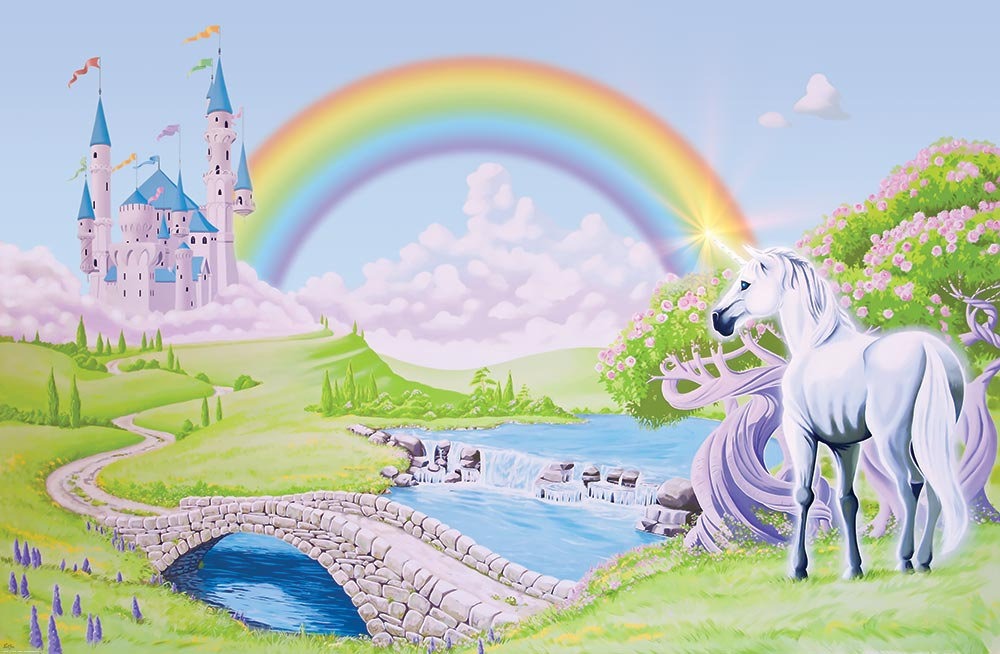 Unicorn Rainbow Wallpapers on cartoon screensavers theme
