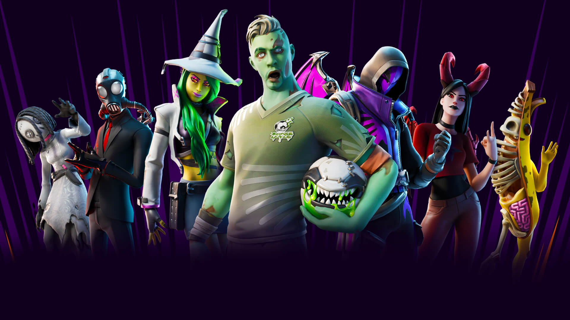 Fortnitemares 2019   Halloween Challenges and Event 1920x1080
