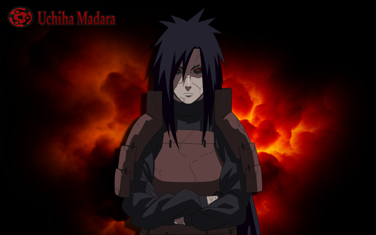 Madara Wallpaper Hd Uchiha madara   wallpaper 1 by 1280x800