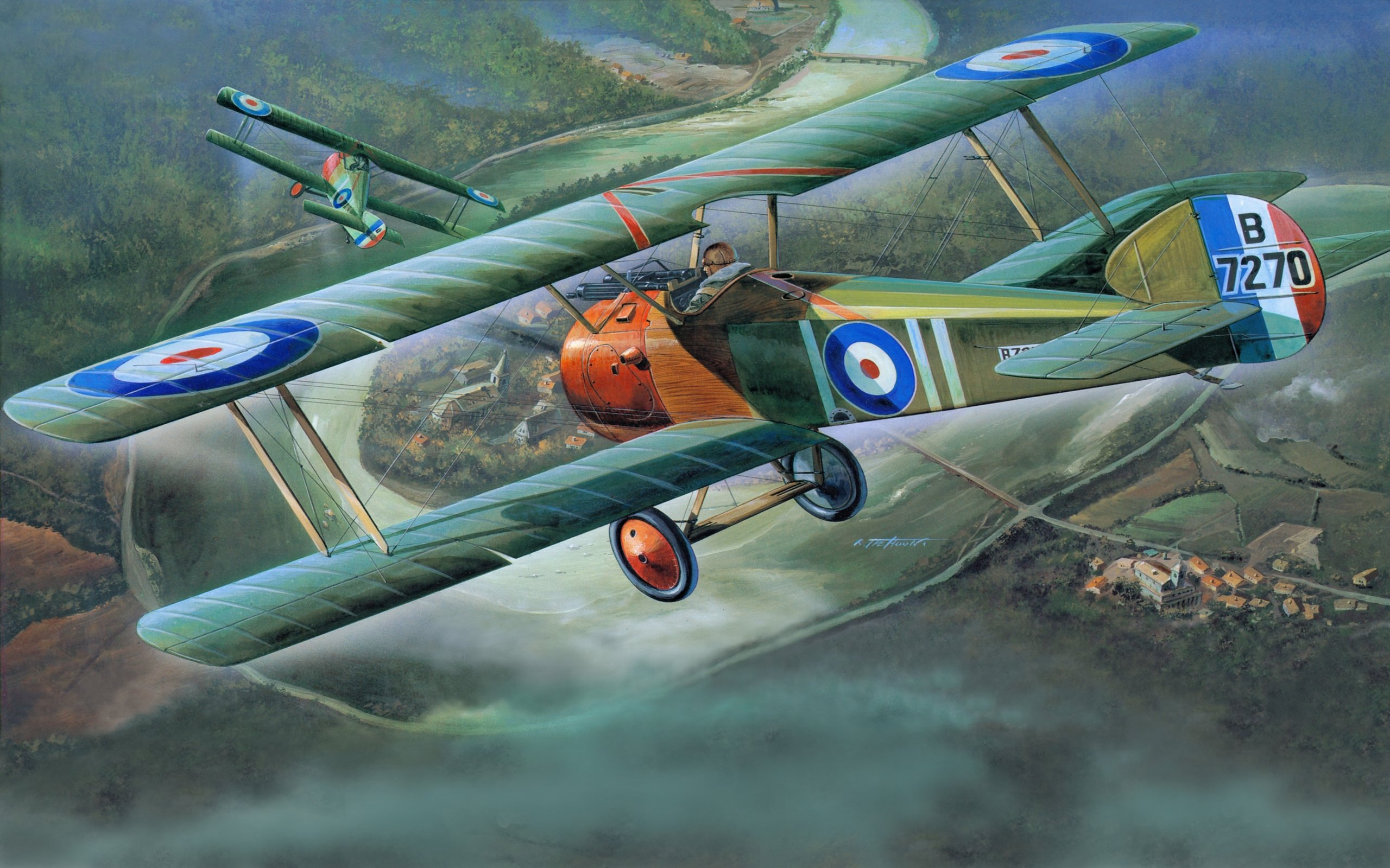 Sopwith Camel Wallpaper Wallpapersafari