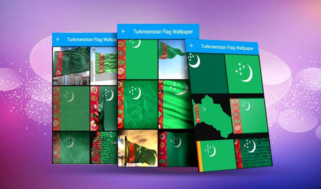 Turkmenistan Countries Flag Wallpaper Genius Wallpapers 1253x736