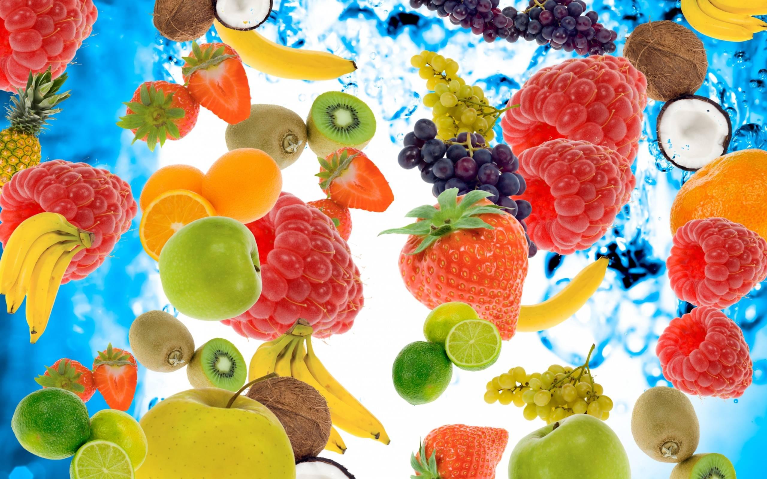 Summer Fruit Wallpapers   Top Summer Fruit Backgrounds 2560x1600