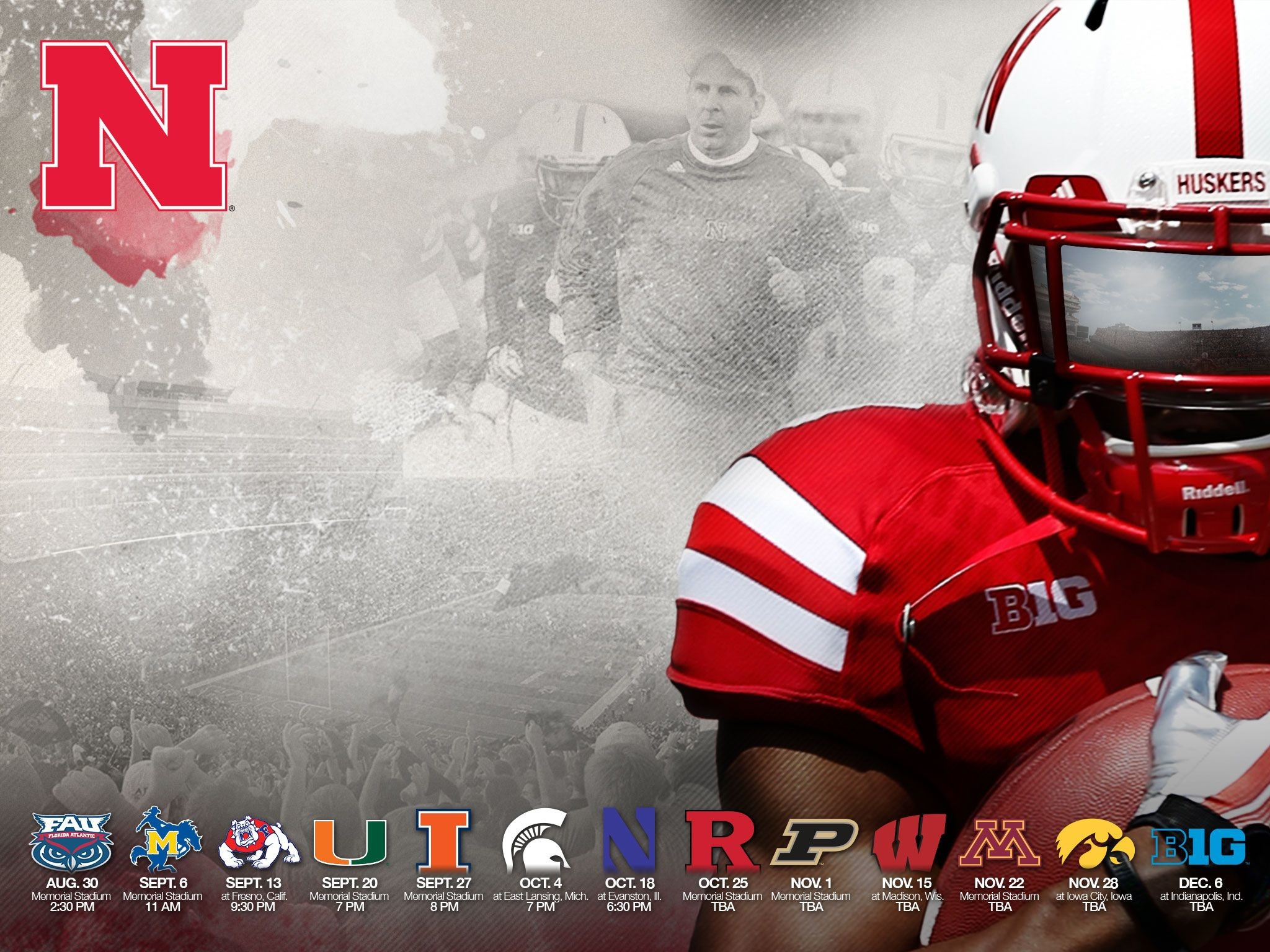 Nebraska Cornhuskers iPhone Wallpaper 73 images 2048x1536