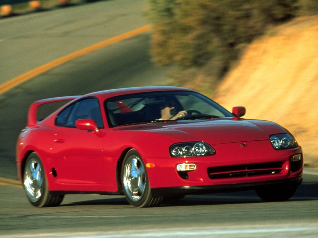 toyota supra movie and picture gallery desktop wallpapers toyota supra 1024x768