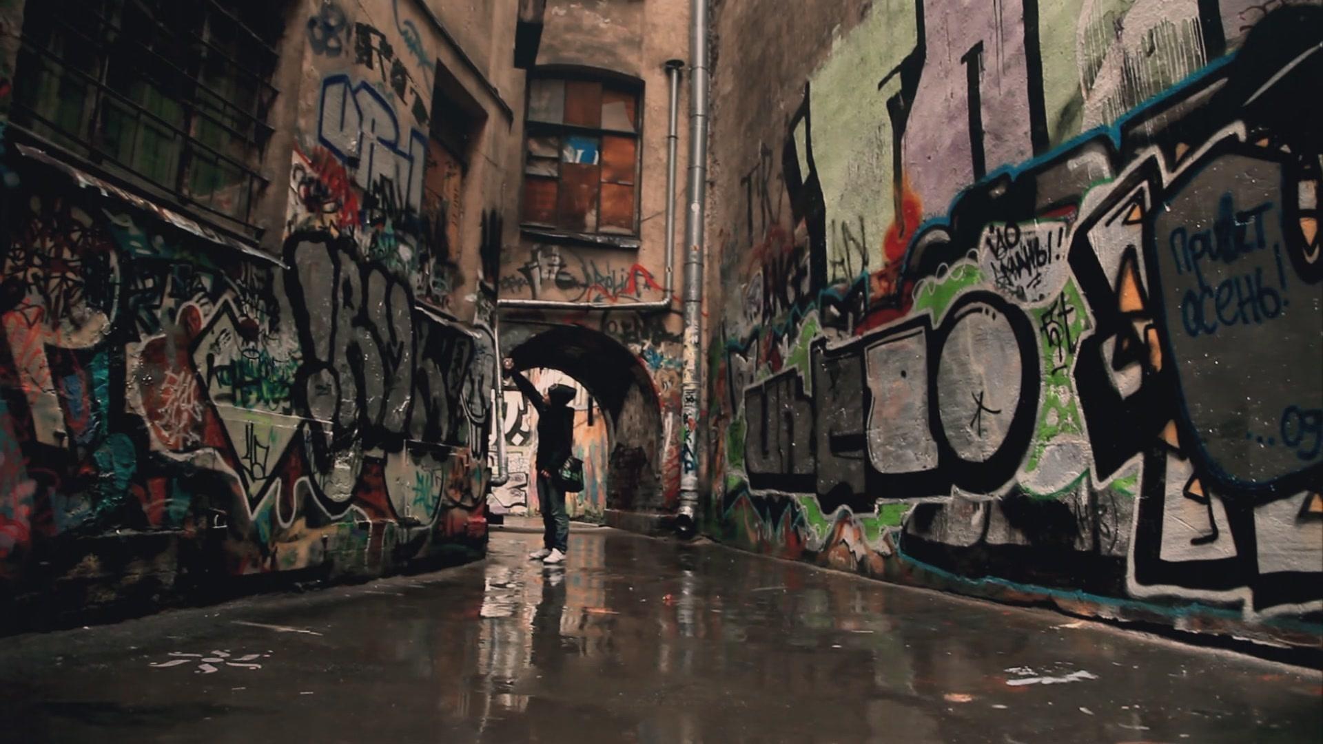 FunMozar Graffiti Music Wallpapers 1920x1080