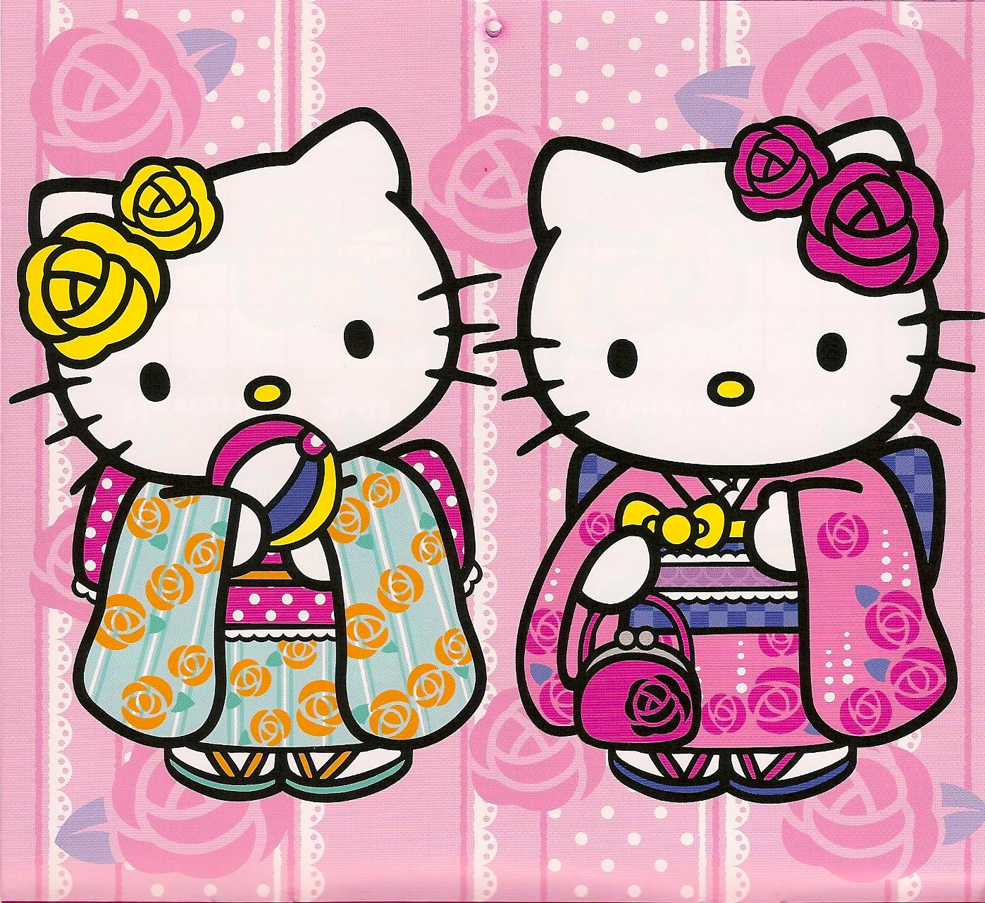 New Hello Kitty Wallpaper  WallpaperSafari