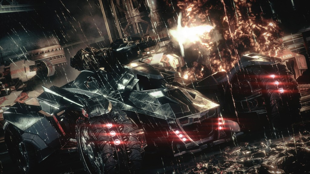 Batman Arkham Knight Wallpaper 1080p Batman Arkham Knight 1024x576
