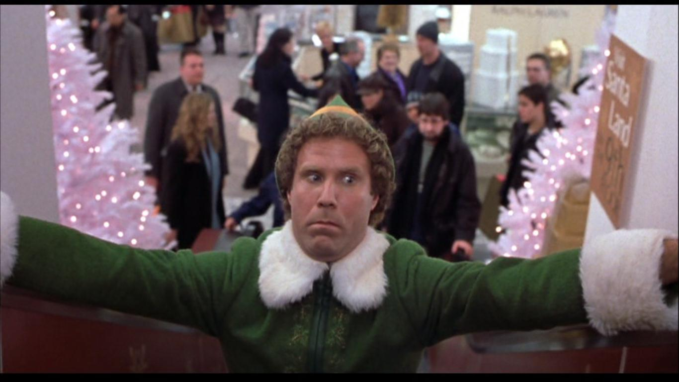 Holiday Film Series: Elf   The Athena Cinema