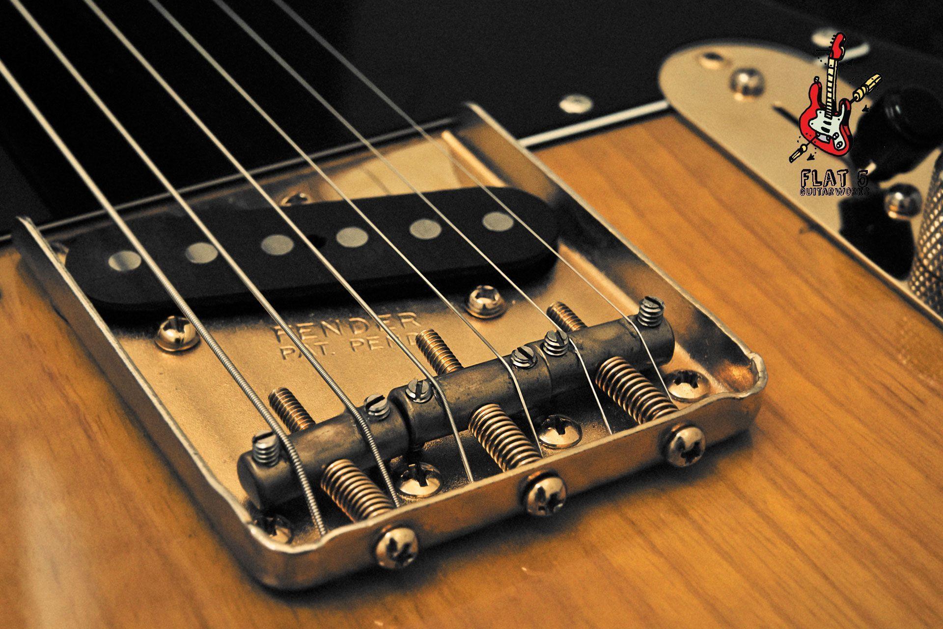 Fender Telecaster Wallpapers 1920x1280