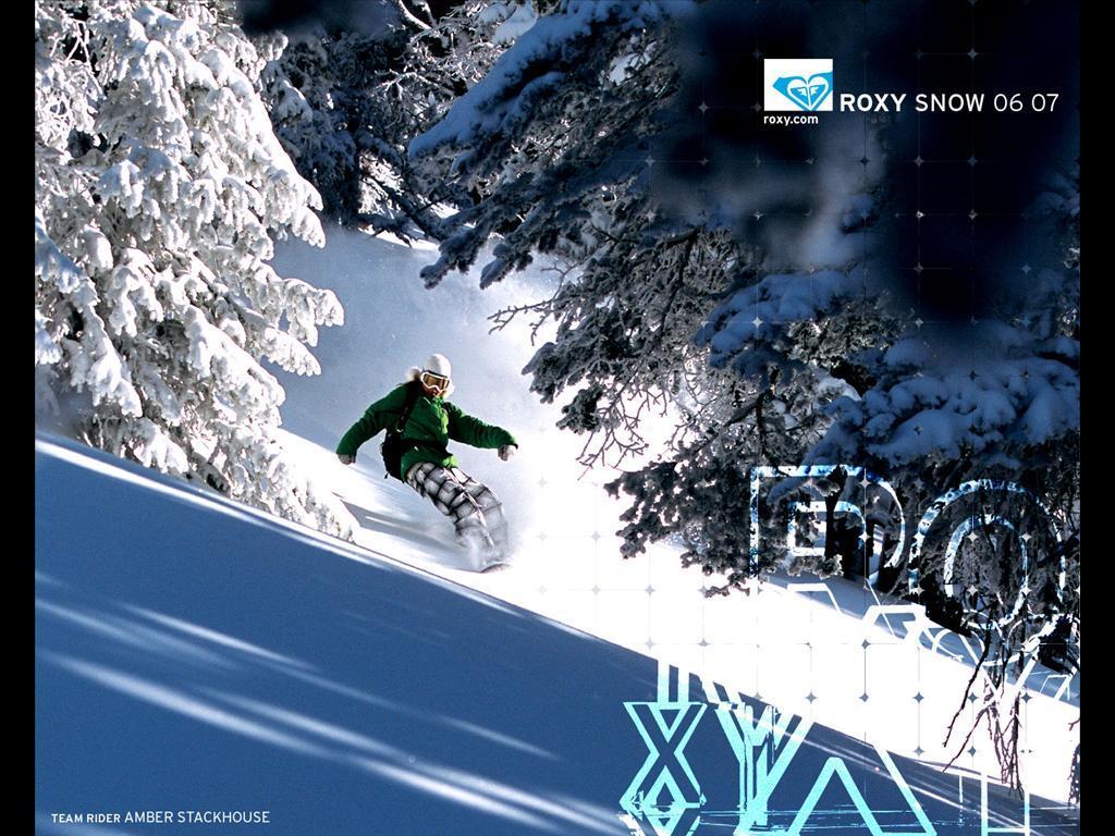 Roxy snow   Roxy Wallpaper 921906 1024x768
