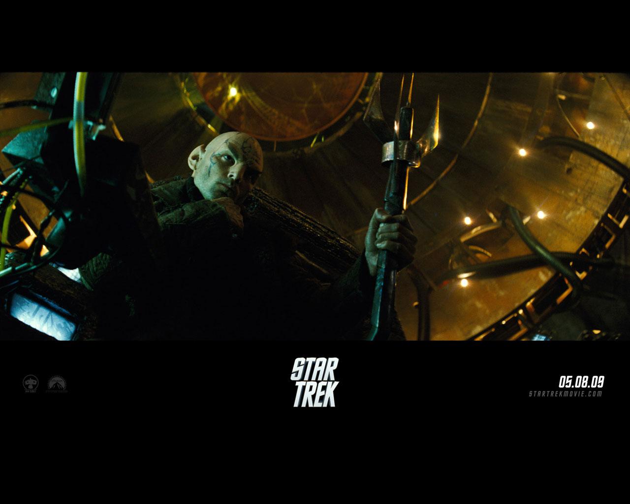 Star Trek 2009 Wallpaper 1280x1024 star trek 2009 1280x1024