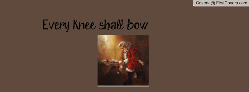 santa and baby jesus wallpaper