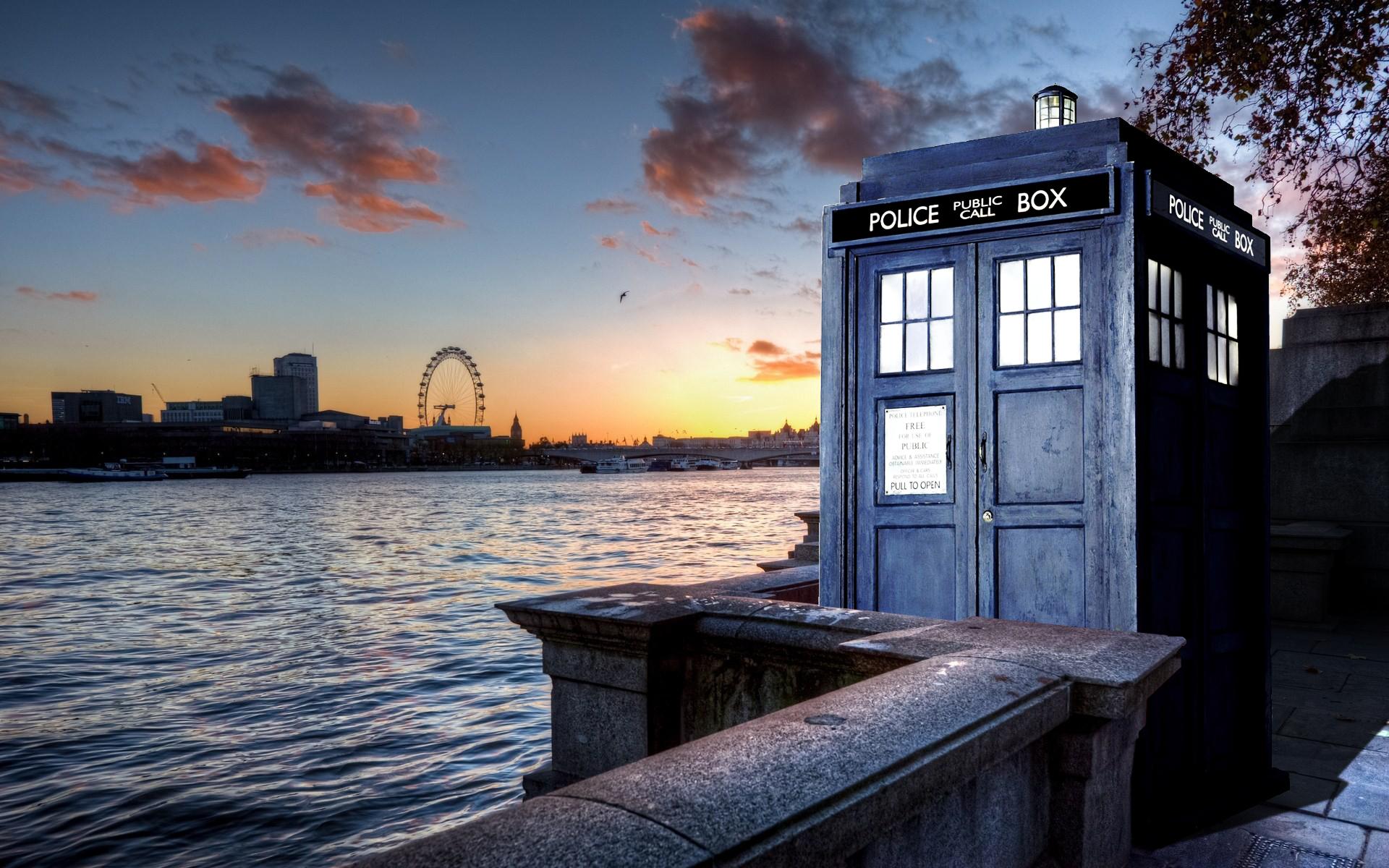 Doctor Who Tardis Wallpapers Wallpaper