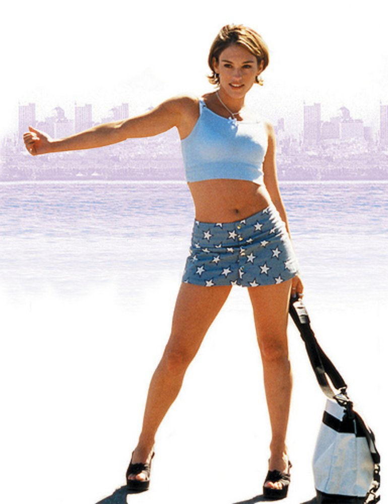37 Hot Pictures Of Amy Jo Johnson   The First Pink Ranger in Power 770x1000