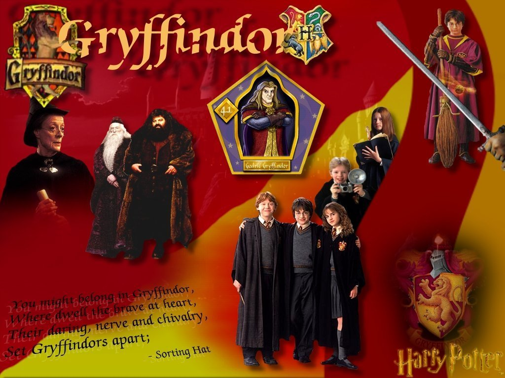 Gryffindor Wallpaper   Harry Potter Wallpaper 9976638 1024x768