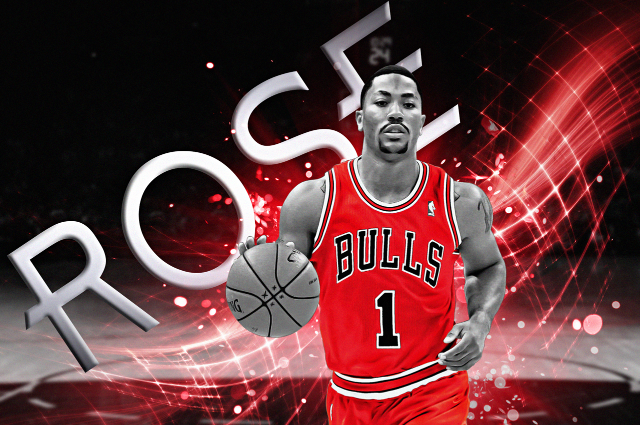 Derrick Rose Crossover Wallpaper Images amp Pictures   Becuo 1280x851