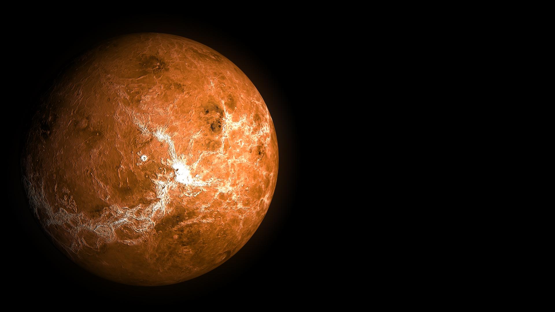 Venus Planet HD Wallpaper 62406 1920x1080px 1920x1080
