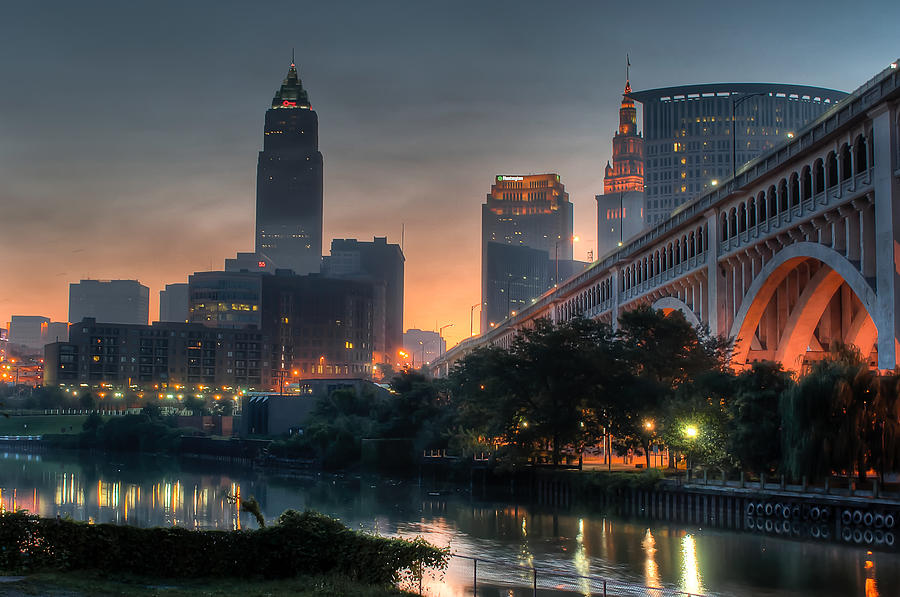 downtown cleveland ohio wallpaper - photo #7