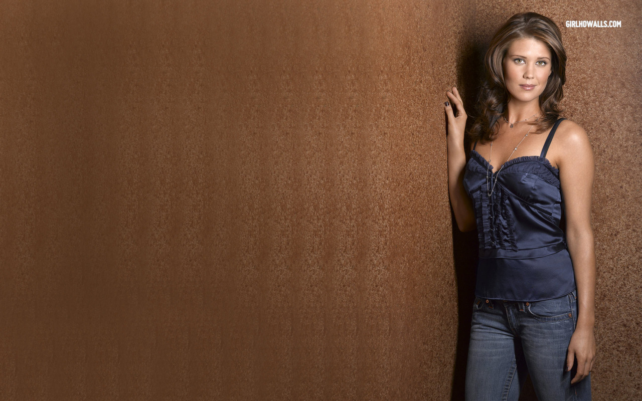 Sarah Lancaster Hot wallpaper 1103 1280x800