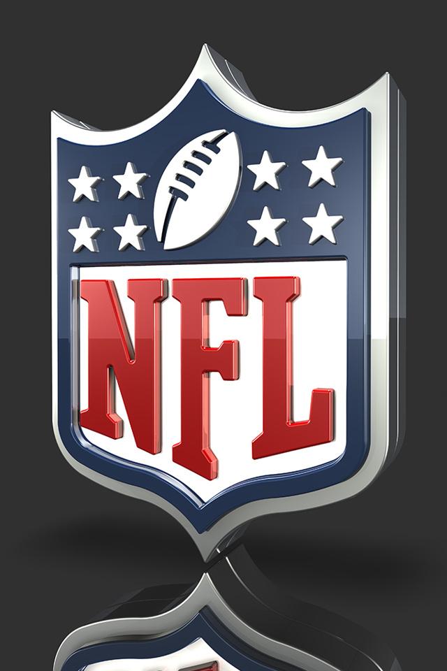 NFL Logo iPhone 4 Wallpaper 640x960 640x960