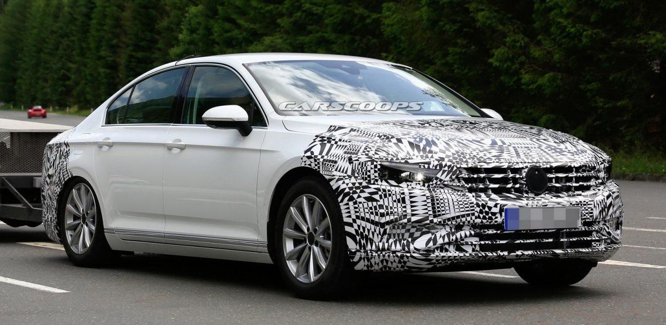 2019 Volkswagen Passat Look HD Wallpapers Best Car Release News 1322x645