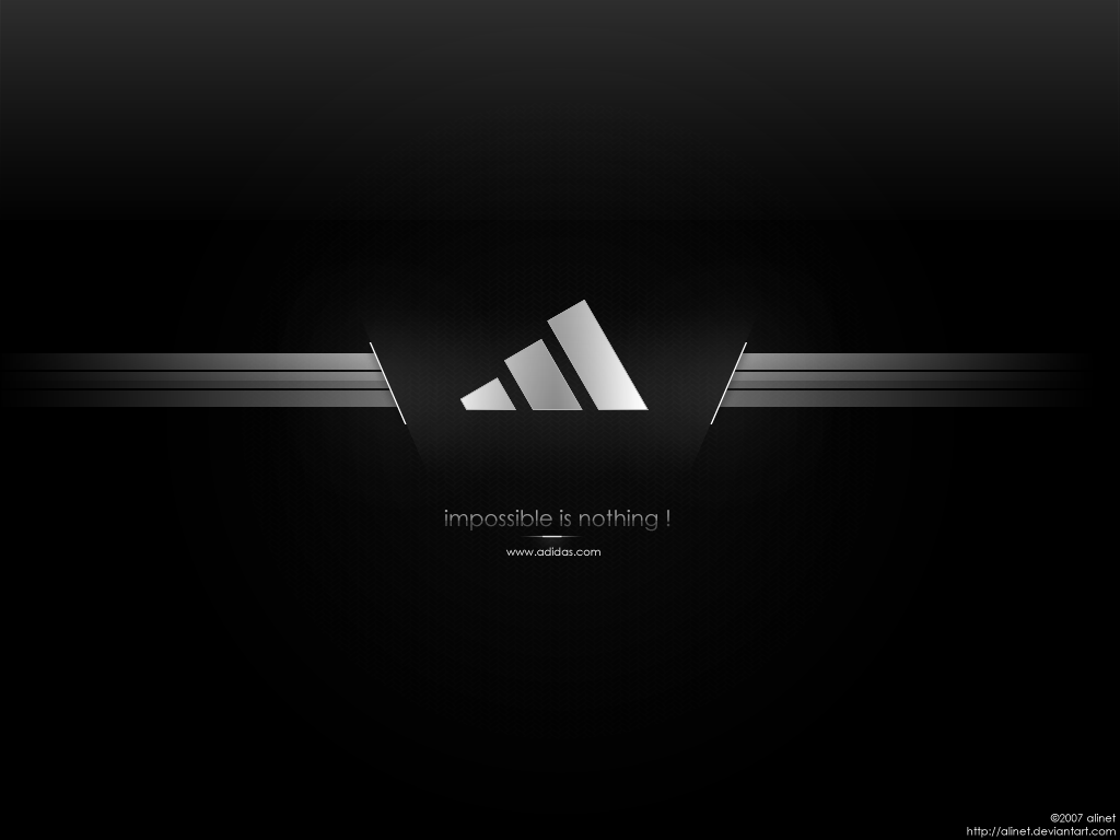 adidas logo wallpaper 1024x768