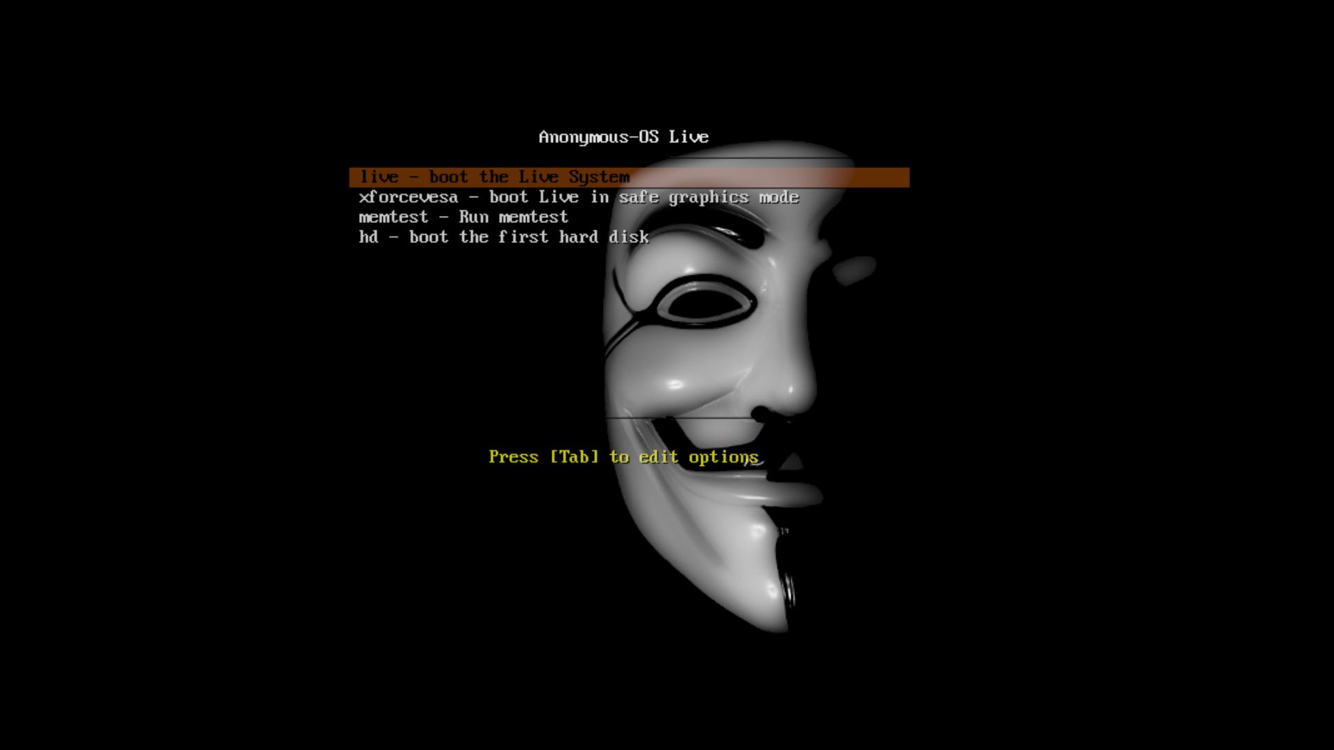 Anonymous OS Live CD Based on Ubuntu is Fake 1920x1080