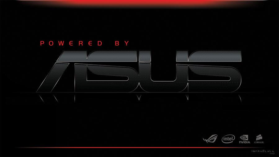 Group Of Asus Logos 1920x1080 Wallpaper