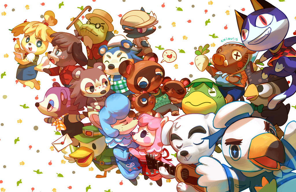 Free download Acnl white by chiou [1024x663] for your ...
