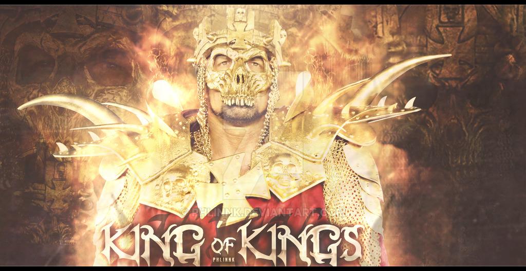Triple H   King of Kings by PHLiNNk 1024x527