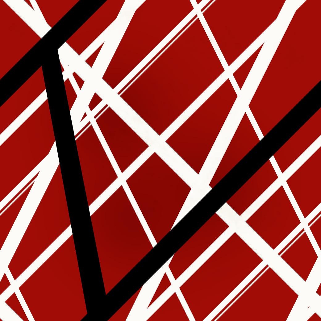 Van Halen Background Tiles Gino D 1040x1040