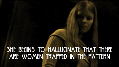 American Horror Story x The Yellow Wallpaper 500x282