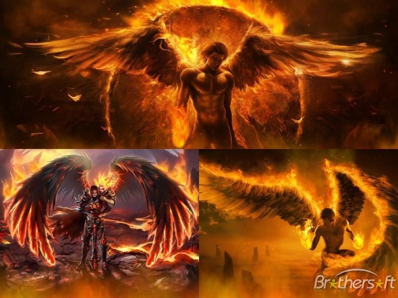 Fallen Angels Animated Wallpaper Fallen Angels Animated Wallpaper 10 800x600