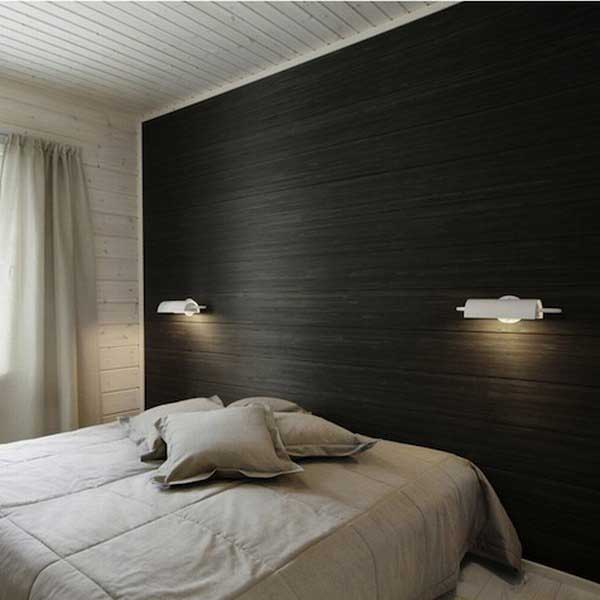 Black Bedroom Wallpaper   black bedroom wallpaper designs lead black 600x600