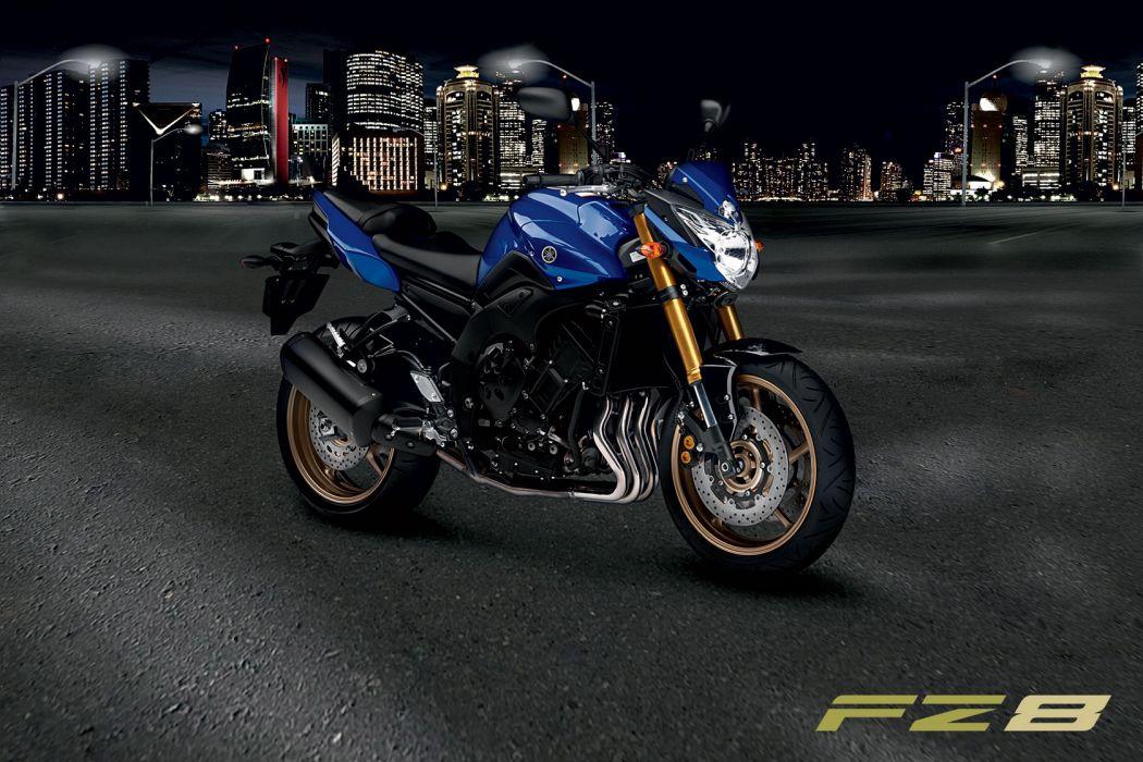 2010 Yamaha FZ8 poster posters wallpaper 1680x1120 111121 1050x700