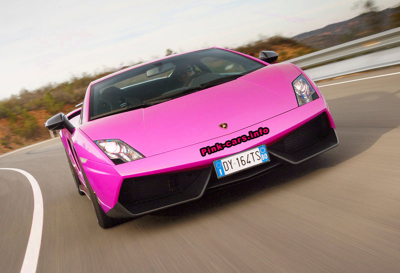 Pink Lamborghini Wallpaper - WallpaperSafari