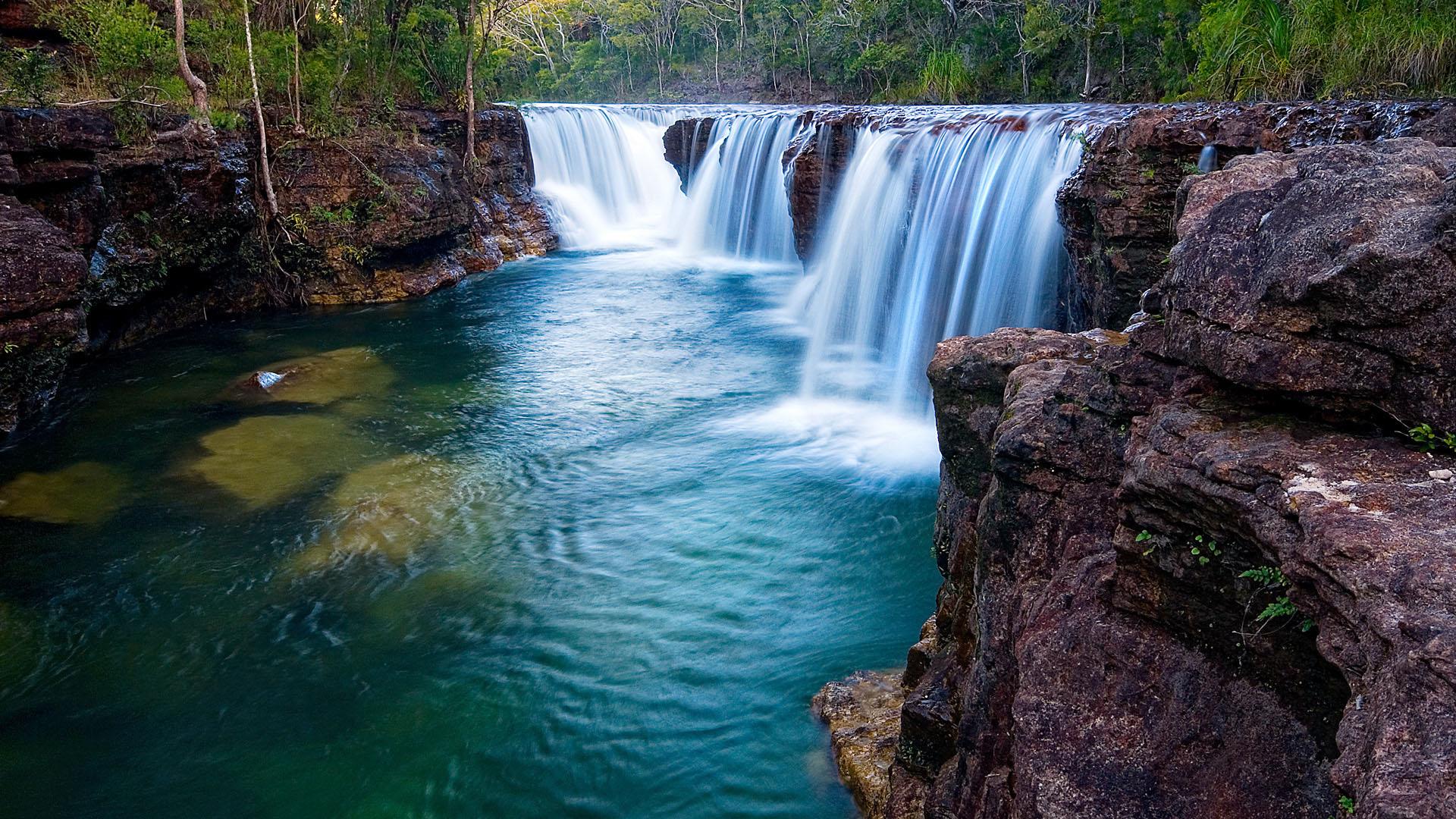 Download Wallpapers Waterfalls Waterfall Desktop Picture 1920x1080